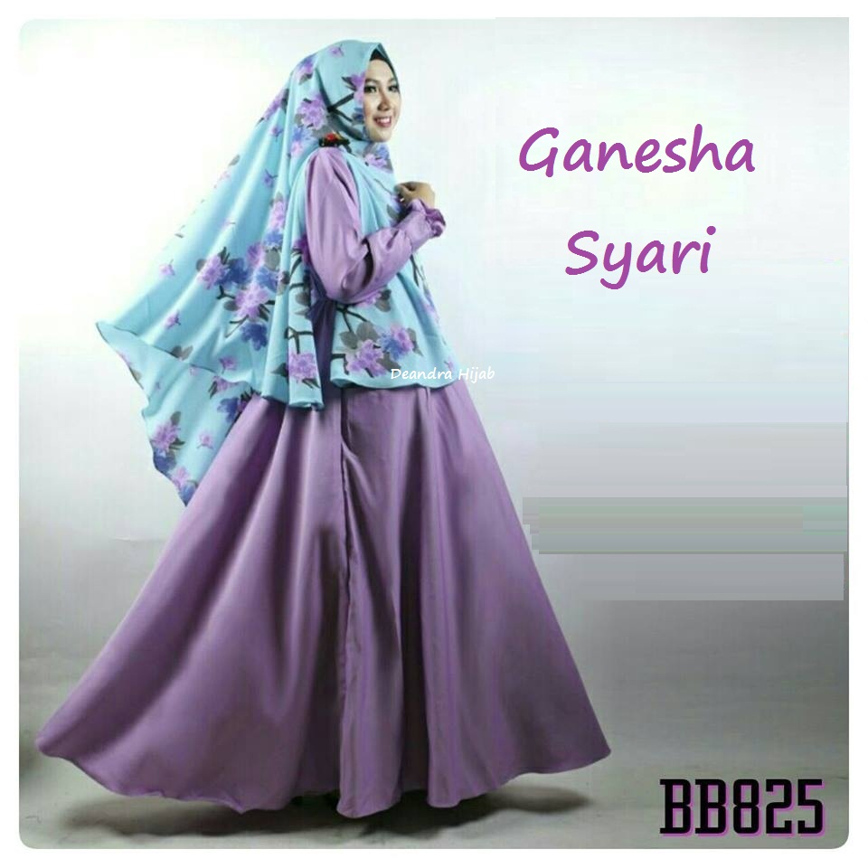 ganesha-syari-ungu