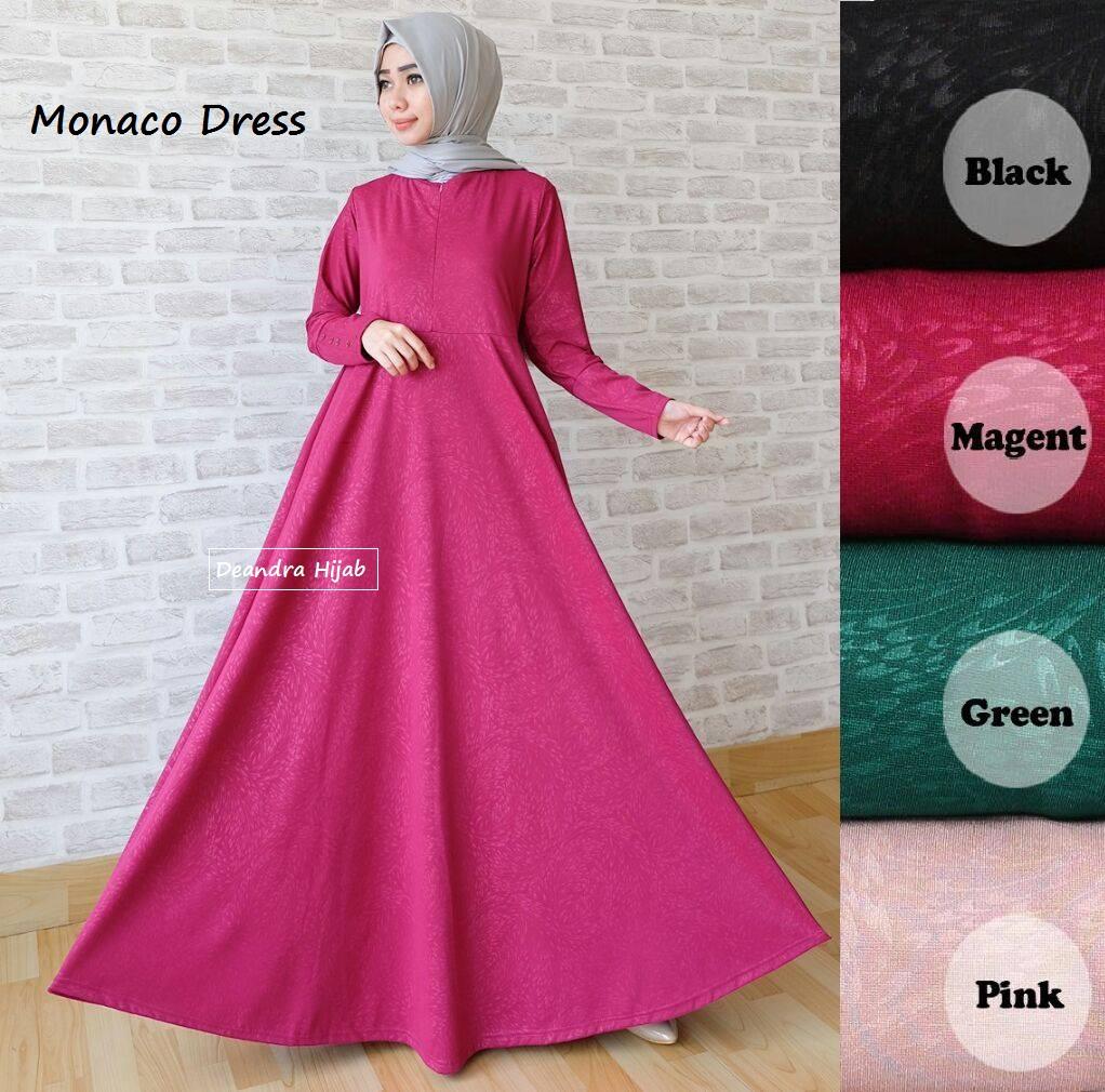 monaco-dress