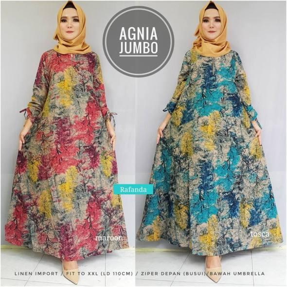Agnia Jumbo Lamoda Stelan by Rafanda