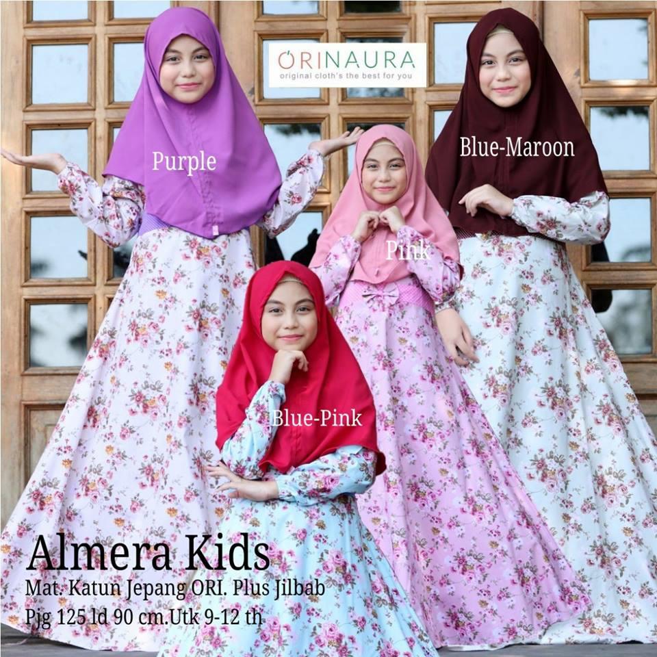 Almera Marwa Ashalina Princess by ORINAURA