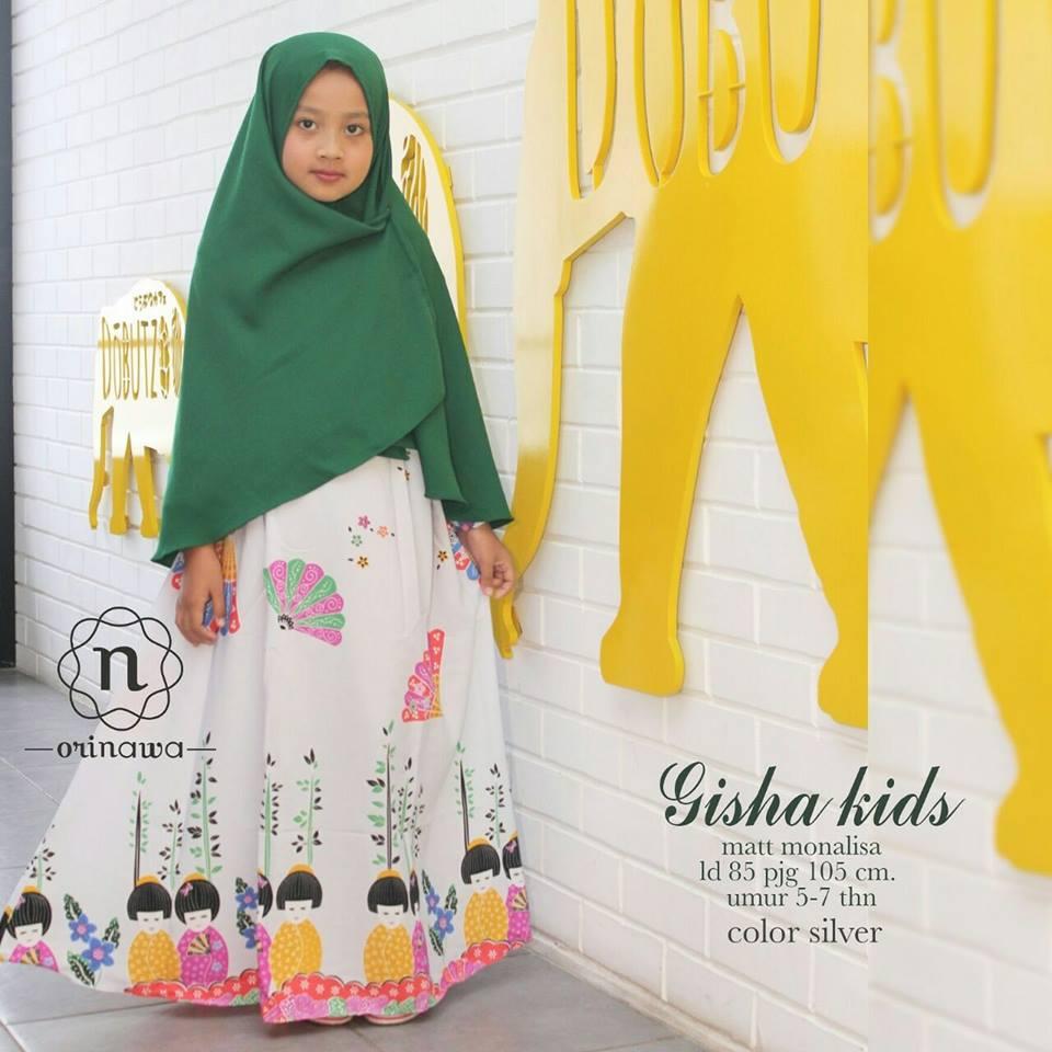 Gisha Kids Matt Monisa by OriNawa