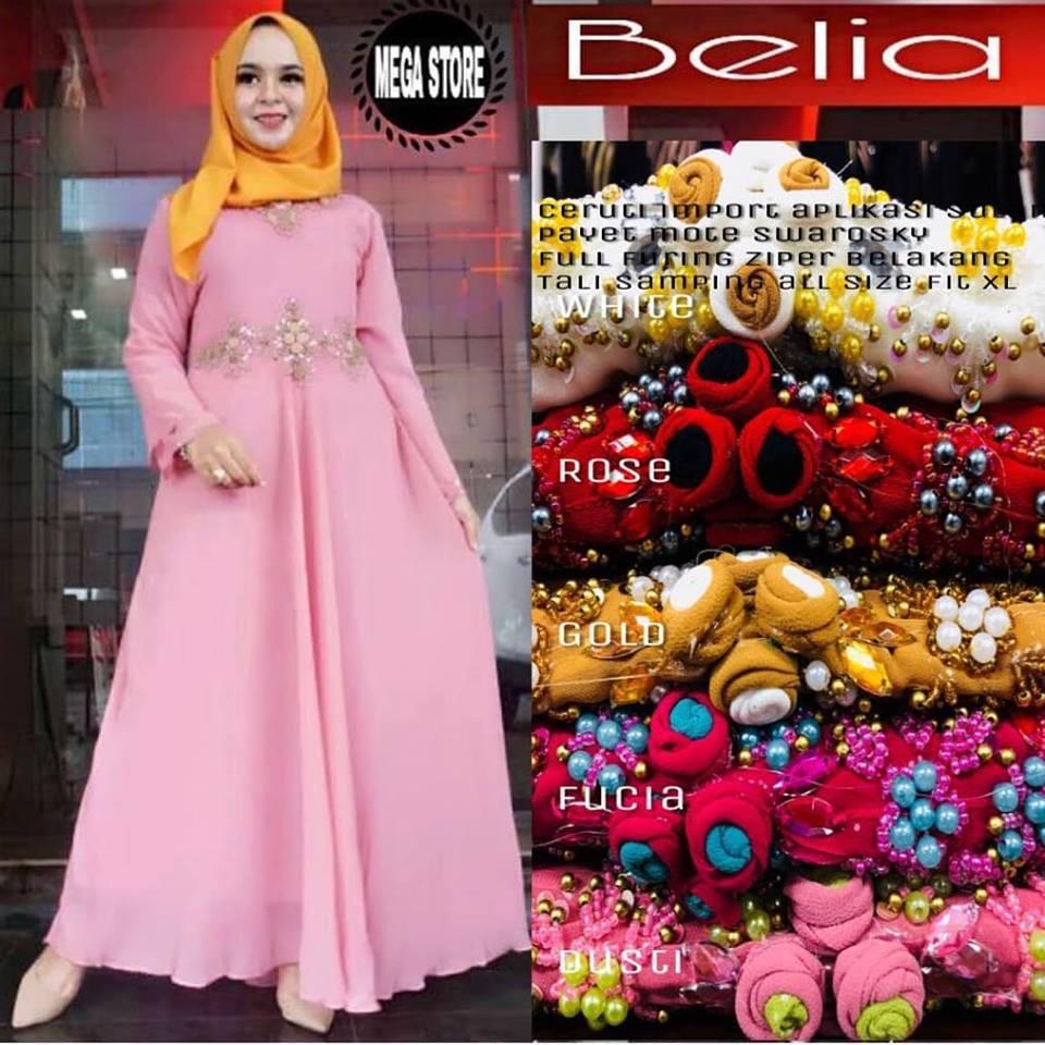 Belia Maxy Ceruty Import by Mega Store