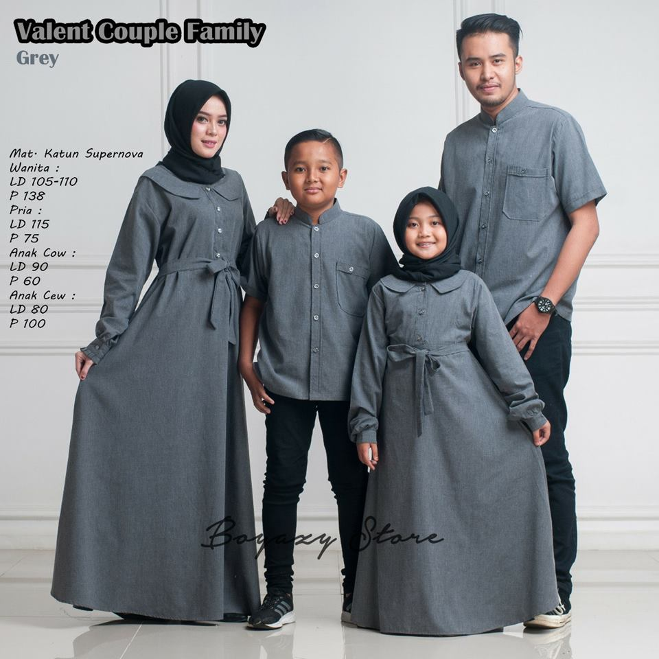 Valent couple family