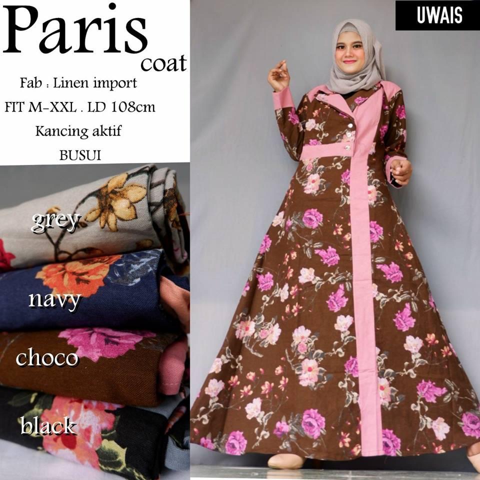Paris Janeta Diana syari by Uwais
