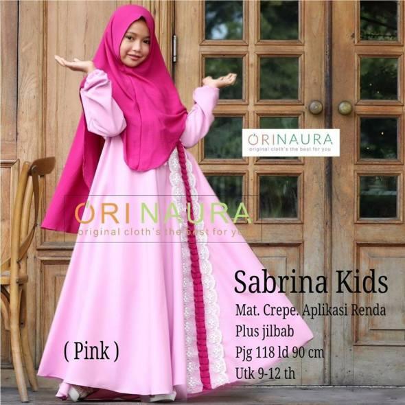 Sakura Rainbow Katun Selena Listy Gracia Sabrina kids by Ori Naura